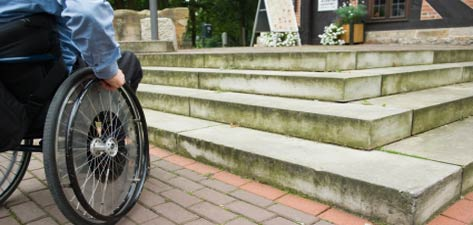 Disability & Wheelchair Access Consultancy